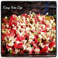 Easy Feta Dip Recipe