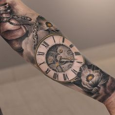 Pocket Watch Tattoo  Best tattoo ideas  designs