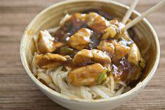 Dan Dan Noodles PF Chang Style Recipe - Genius Kitchen