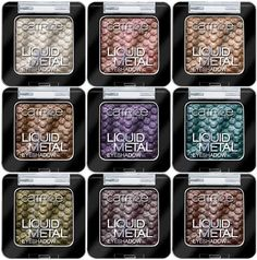 Catrice Fall Winter 2013 All Eyes On You Collection – Official Info & Photos – Beauty Trends and Latest Makeup Collections Catrice Makeup, Mac Makeup, Drugstore Makeup, Beauty Makeup, Makeup Must Haves, Beauty Must Haves, Beauty Case, Beauty Box, Beauty Stuff