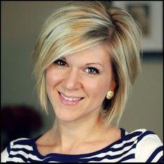 26 einfache Frisuren für kurzes Haar #einfache #frisuren #kurzes