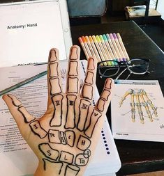 Me Anatomy Hand stay home stay safe Medical Students, Medical School, Nursing Students, Medical Anatomy, Grey's Anatomy, Nursing Notes, Med Student, Med School, Anatomy And Physiology