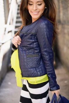 On Trend: The Leather Jacket » mychicbump mychicbump