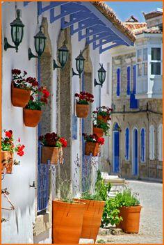Alacati, Turkey    (via waterlilyjewels)