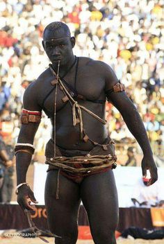 #Wrestler, #Senegal