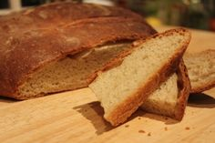 A few weeks ago, I had the sudden urge to bake my own bread. I longed for a thick slice of crusty white toast with butter and honey - and that cathartic release that only bashing about a lump of st...