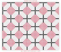 gridded-dots-pattern