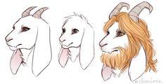 Asgore, Toriel, Asriel