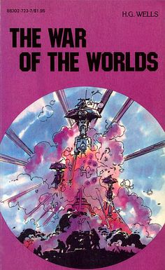 The War of the Worlds.  Published in 1984 by Academic Industries Inc.  Pocket Classic.