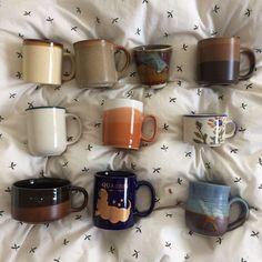 Coffee Shop, Coffee Cups, Coffee Coffee, Coffee Time, Passion Deco, Keramik Design, Home And Deco, Cute Mugs, Mug Cup
