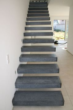 Beton Design, Prefab Homes, Architecture, Stairways, House, Office Style, Home Decor, Interior Stairs, House Staircase