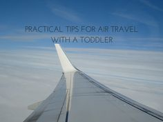 Planning a family trip? Make it a tantrum-free adventure with these practical tips that you need to know before booking air travel with a toddler.
