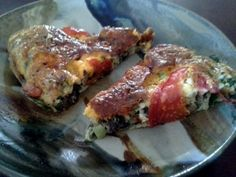 """kick today's butt frittata! """"one of my favorite weekend starters""""  @allthecooks #recipe"""