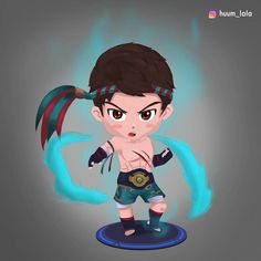 chou mobile legends by huum_lala by ngidem on DeviantArt Mobile Legend Wallpaper, Hero Wallpaper, Wallpaper Iphone Cute, Gaming Wallpapers, Cute Wallpapers, Sasuke Chibi, Naruto Vs, Itachi, Mobiles