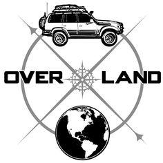 Toyota hilux, rav4, land cruiser decal funny window/bumper