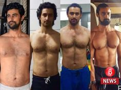 The good-looking actor Kunal Kapoor spoke about his rigorous physical transformation for his upcoming trilingual 'Veeram' Kunal Kapoor, Good Looking Actors, Queen Quotes, Physics, Eye Candy, Bubble, Bollywood, How To Look Better, Celebs