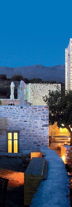 Το Pappoudiko @ Mani, #Greece