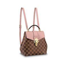 a820dfde1ccd Clapton Backpack via Louis Vuitton Louis Vuitton Backpack