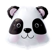 "This high quality, large 28"" Panda Bear balloon will make a statement at your party! Will float with helium. Quantity: ONE (1) balloon Balloons are shipped un-inflated. Made in the USA. Take caution a"
