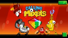 LEGO.com Mixels Games - Download the APP