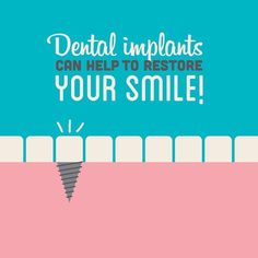 69% of adults ages 35-44 have lost at least one permanent tooth. Dental implants can help to restore your smile! Call us today for a free consultation