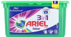 Tipuri de detergent capsule  producătorii ne propun noi și noi detergenți, cu forme, texturi, parfumuri surprinzătoare.    La mare căutare sunt acum pernuțele cu ingrediente de curățat, scos petele și înviorat nuanțele rufelor.