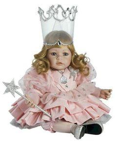 "Adora 75th Anniversary Wizard of Oz Glinda the Good Witch 20"" Vinyl Doll 2013043"