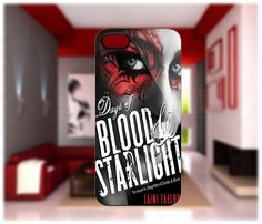 Days of Blood and Starlight by Laini Taylor iPhone 4/4S Case iPhone 5 Case Samsung Galaxy S2 Case Samsung Galaxy S3 Case Samsung Galaxy S4 Case