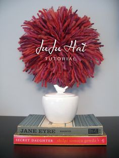 How to make a JuJu Hat...