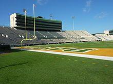 Floyd Casey Stadium - Waco, TX