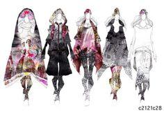 Metamorfozis | Semi-finalist | Central European Fashion Days - June 7-9, 2013 Budapest.