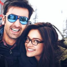 Ranbir Kapoor and Deepika Padukone Love them both