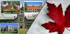 Plan to study in best three Canadian Universities appearing in the list of best universities in Canada – University of Toronto, McGill University and University of British Columbia.