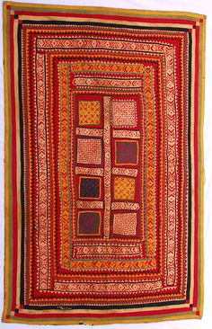 old indian quilt - Katharine Watson
