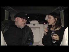 seriesly AWESOME - Durch die Nacht mit Sibel Kekilli und GRR Martin - seriesly AWESOME