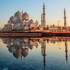 Sheikh Zayed Masjid,UAE