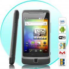 BilligShop - 3G Android 2.3 Smartphone - offer until 31/5, $165.75 (http://www.billigshop.mobi/3g-android-2-3-smartphone-offer-until-31-5/)