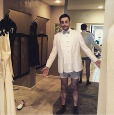 TPMP : Camille Combal dévoile le costume de son mariage avec Cyril Hanouna (Photo)