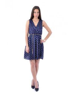Romantické dámske šaty Dotted