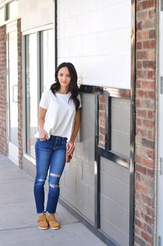 2 Ways to Style Women's Moccasins - Outfits & Outings