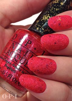 OPI 2013 Mariah Carey Collection The Impossible