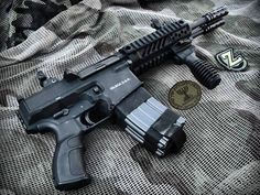 Gilboa snake double barrel. Love at first sight