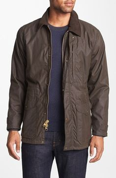 Filson 'Weekender' Coat available at #Nordstrom