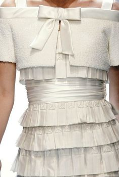 Chanel Haute Couture - Detail