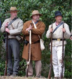 Fort Randolph Civil War Reenactment, Pineville Louisiana