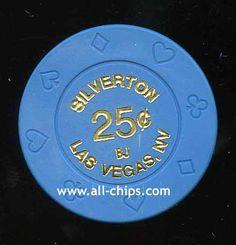 .25c Silverton 1st issue 1998