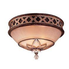 "Minka Aston Court Bronze 13"" Wide Ceiling Light Fixture - #44783 | LampsPlus.com"