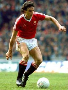 Kevin Moran - Former defender at Manchester United and the nationinal football team of the Republic of Ireland