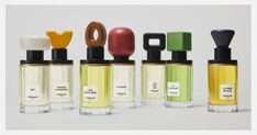 Fragrance packaging - Fragrance and Art Collide With This MotherAndSon Perfume Startup – Fragrance packaging Perfume Lady Million, Perfume Diesel, Perfume Glamour, Perfume Parfum, Perfume Hermes, Perfume Bottles, Paris Perfume, Graphic Design