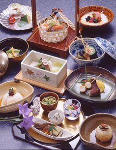 Japanese food / 美濃薬膳(mino yakuzen)